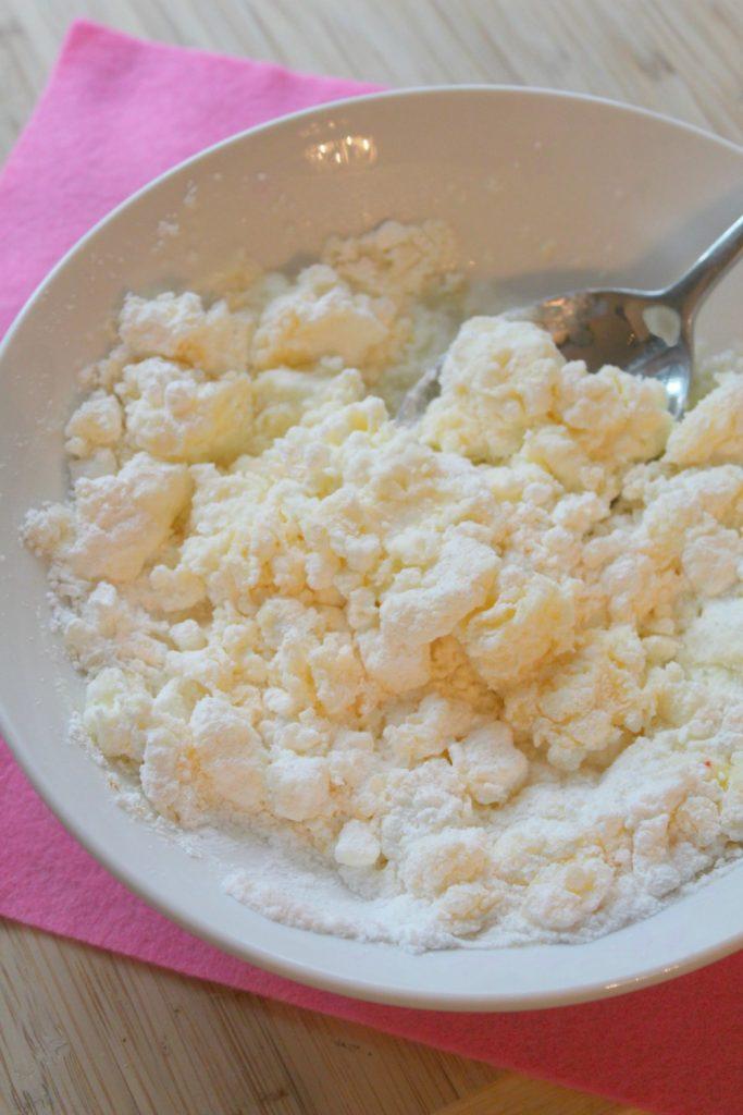 Funfetti Edible Slime Recipe