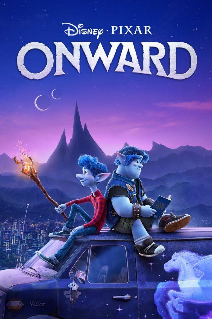 onward movie cover