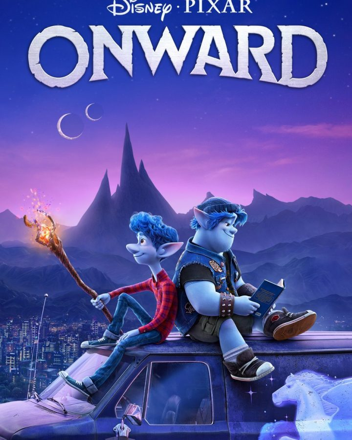 onward movie cover
