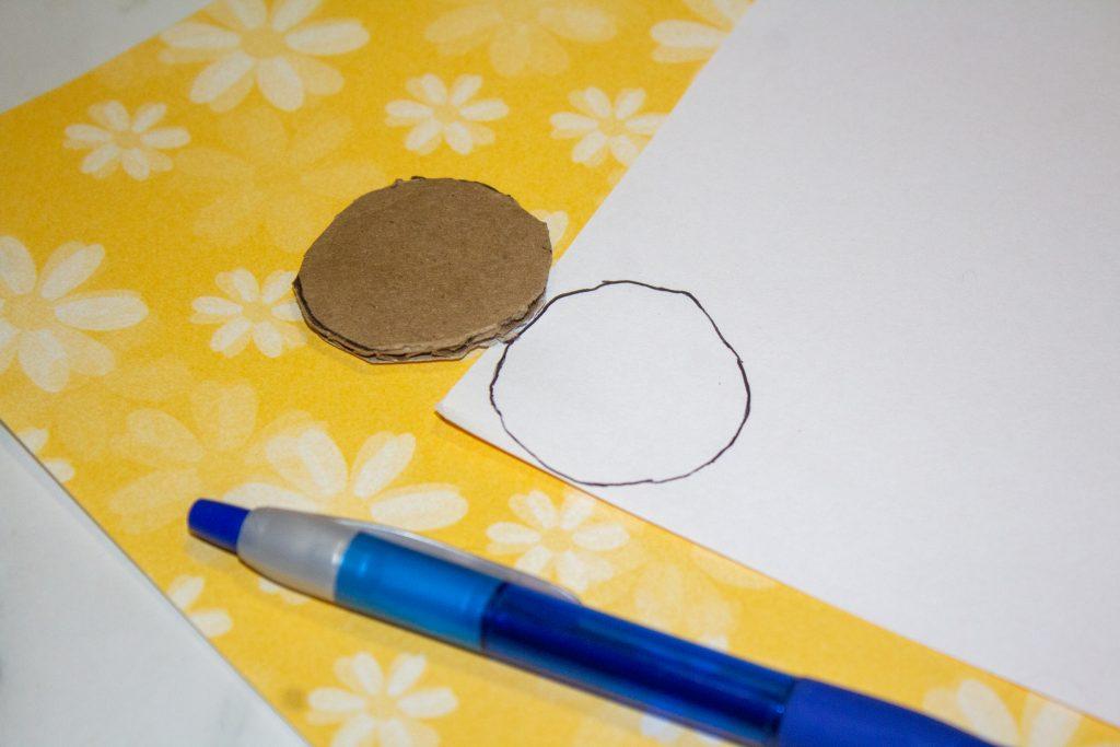 make a circle tempalte